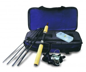 Rod-reel-camping-equipment