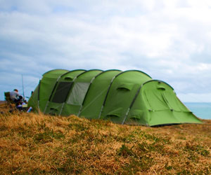 thermo-tent